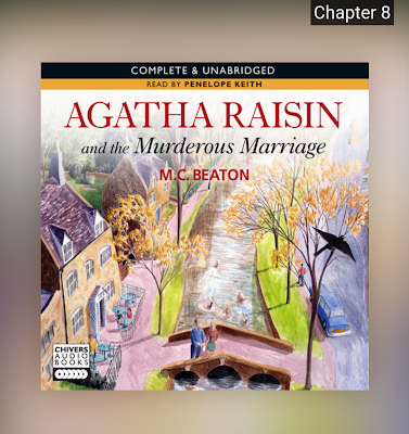 audio book review Agatha Raisin