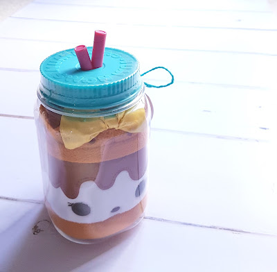 Num Noms Surprise in a Jar Sara S'Mores, #SurpriseinaJar, Num Noms piggy bank