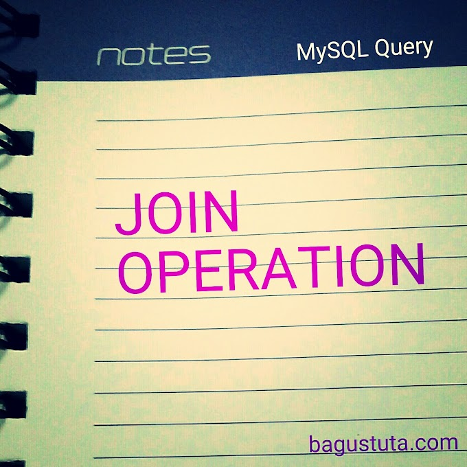 MySQL QUERY : JOIN OPERATION