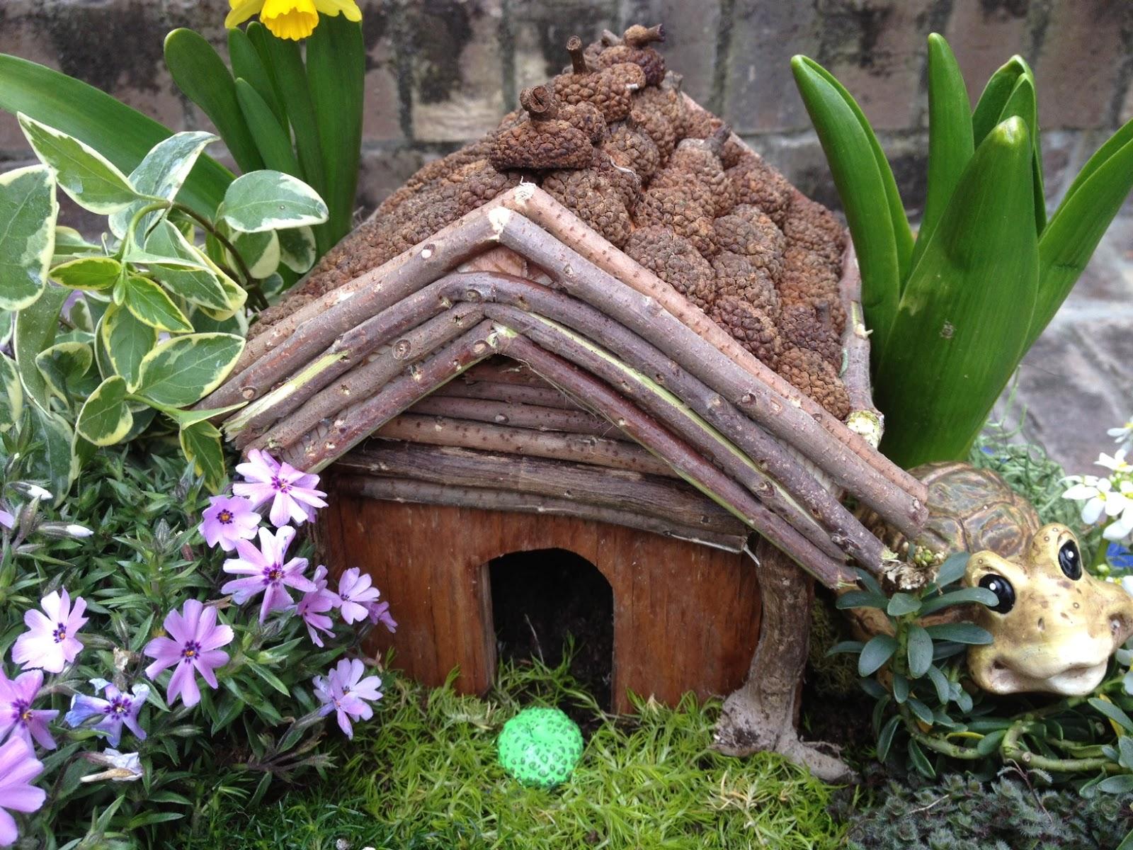How To Build A Fairy House Ideas