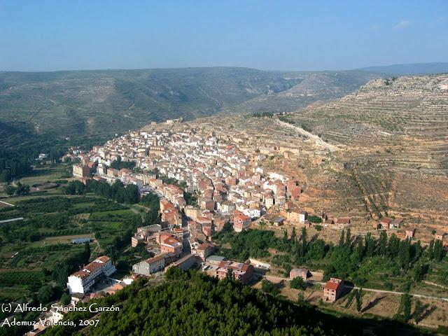 ademuz-valencia-caserio-castillo-cementerio