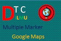 Membuat Multiple Marker pada Google Maps