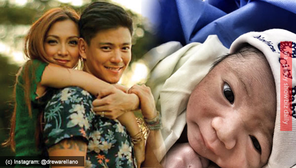 Iya Villania gives birth to a baby boy