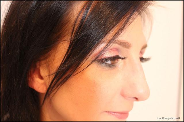 Teint final avec les cosmétiques Galénic et Kiko -Blog beauté Les Mousquetettes©