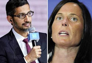Sunder Pichai and Adena Friedman to get Global Leadership Award 2019
