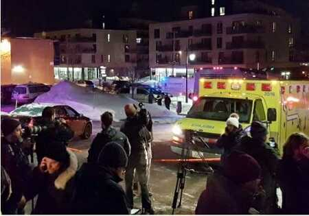 6 Killed, 8 Injured at Quebec City Mosque Shooting in Canada
