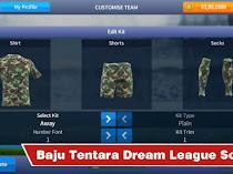 Kit Marinir Baju Tentara Dream League Soccer!!
