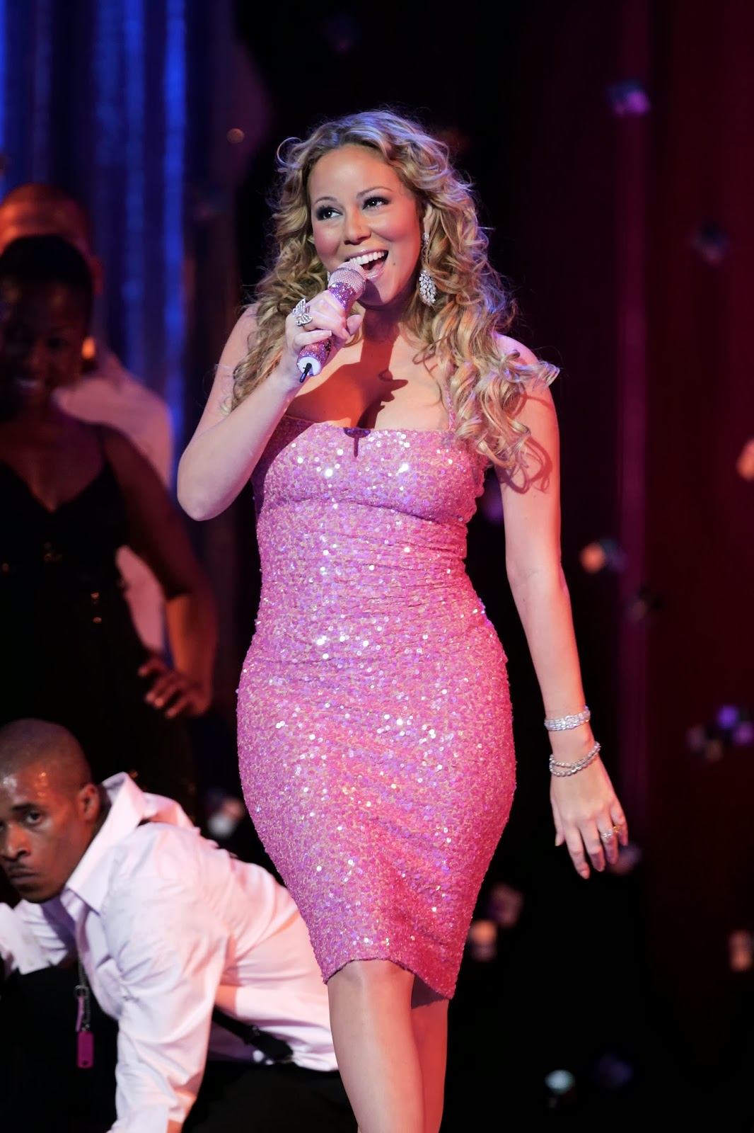 Live on Stage: Mariah Carey - ASDAs Tickled Pink (2005-09-28)