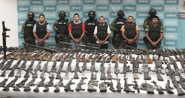 La caída de Los Zetas, el cártel narco más violento de México , de brazo armado del Cártel del Golfo,se convirtieron en el grupo criminal más violento