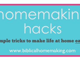 homemaking hack #6: how to take an inventory of your closet {or pack for a trip}