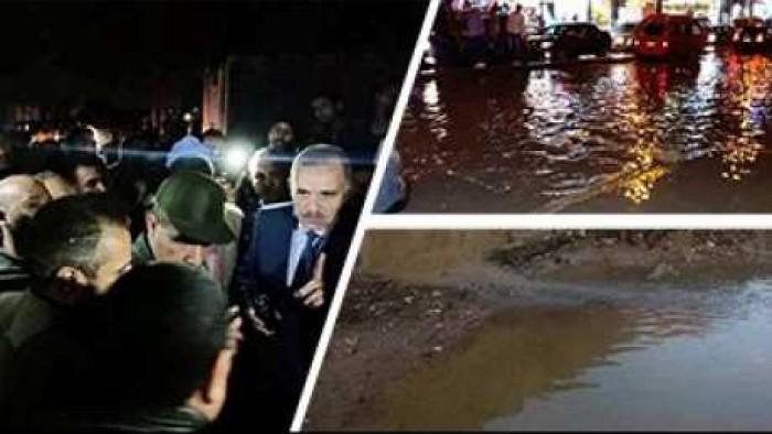 """""""السيول"""" تضرب عدة محافظات.. وتحذيرات عاجلة من الأرصاد للمواطنين.. والإعلان عن إنهيار 10 منازل بالصعيد !!"""