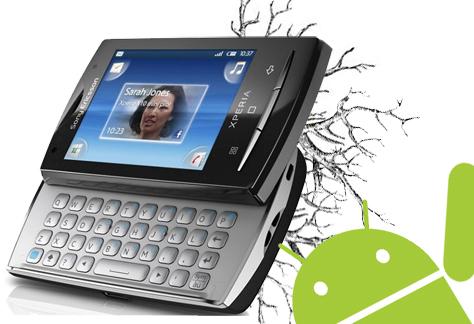 Sony Ericsson Xperia mini ST15i Ice Cream Sandwich 404