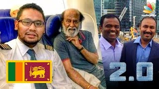 Rajinikanth to inaugurate Lyca's free homes for SriLankan Tamils | Subashkaran, Robo 2.O