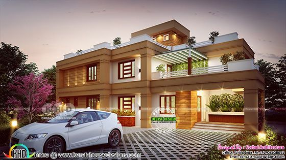 2040 square feet, 4 bedroom beautiful contemporary house