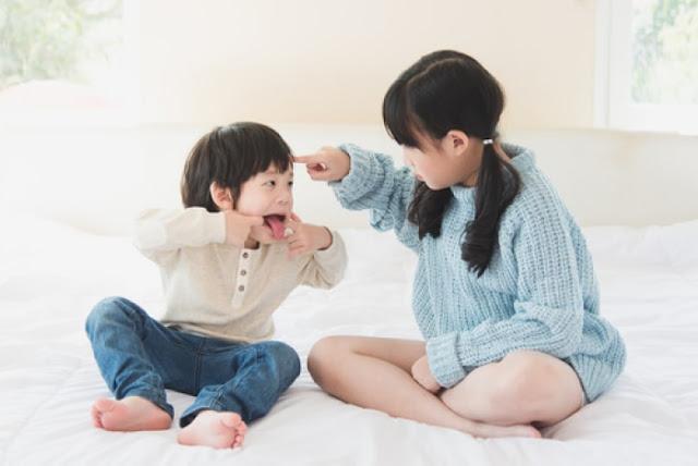 3 cách xử lý khi các con cãi nhau -  Mẹo phân xử khi các con cãi nhau