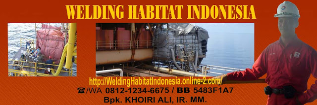Header WELDING HABITAT INDONESIA, 081212346675 by Khoiri Ali