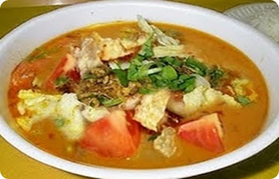Resep soto daging santan bogor