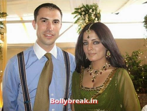 Peter Haag and Celina Jaitly, Bollywood's secret Marriages