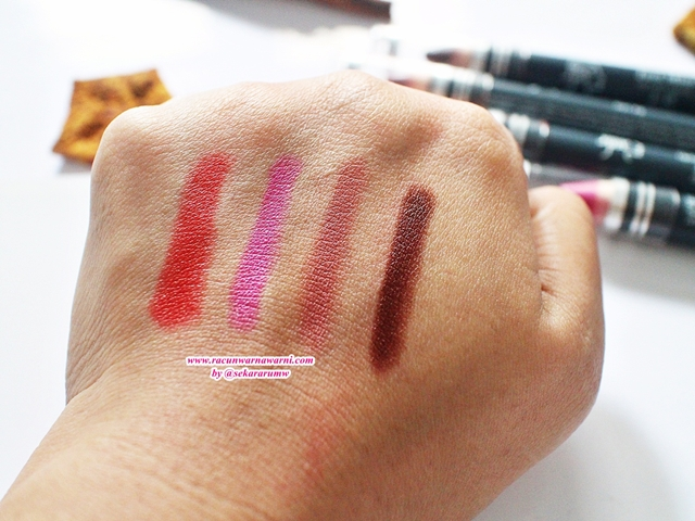 Swatch Just Miss Lipstick Pencil