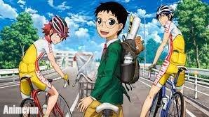Ảnh trong phim Yowamushi Pedal 1