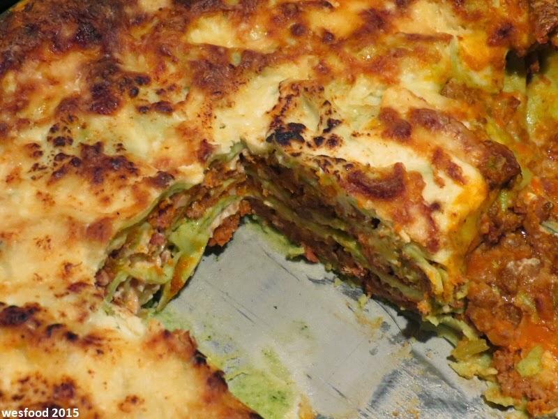Lasagne Wie Lange Im Ofen : wesfood lasagne mit gr nen teigbl ttern ~ Eleganceandgraceweddings.com Haus und Dekorationen