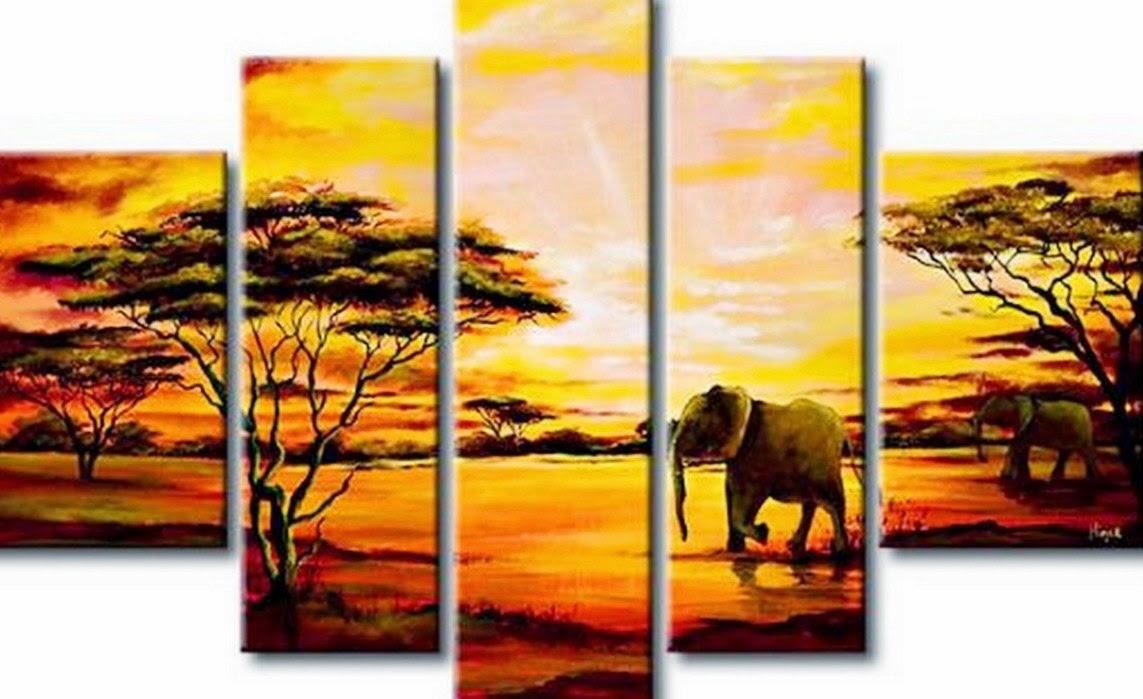 Cuadros modernos pinturas y dibujos pintura minimalista - Pintura comedor moderno ...