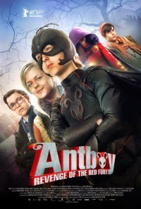 Antboy 2 Revenge of the Red Fury o filme