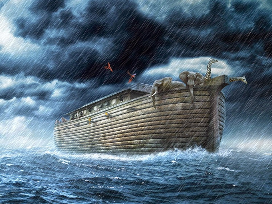 Rahasia Di Balik Cerita Banjir Nabi Nuh Secara Ilmiah