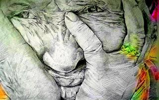 frustration, art, TaniART