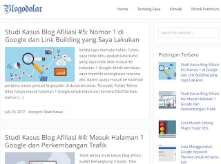 10 Blogger terbaik 2017 asal Indonesia mungkin kalian di antaranya