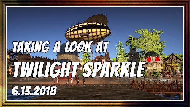 Taking A Look Around TWILIGHT SPARKLE (6.15.2018) • Shroud Of The Avatar