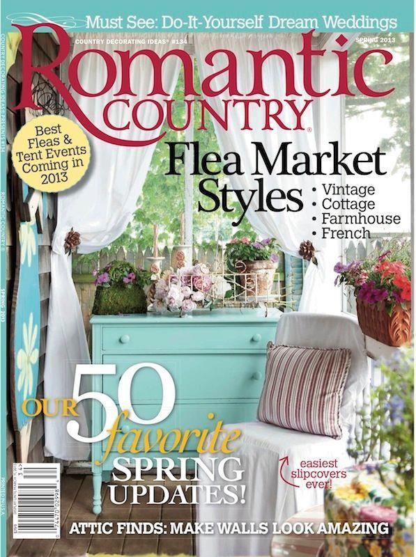 Burlap Luxe: Joy In December ~ Romantic Country Magazine