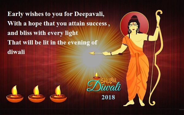 Happy diwali in advance 2018 wishes messages sms in english and happy diwali 2018 wishes in advance m4hsunfo