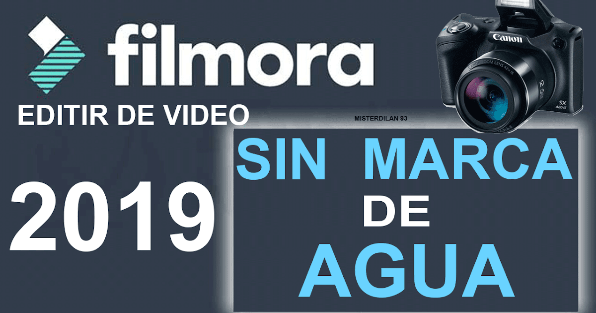 descargar editor de videos full crack