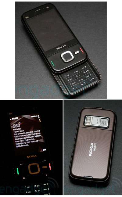 Nokia N85 Leaked Photos 2