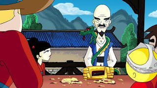 Download Xiaolin Showdown Europe (M5) Game PSP For Android - www.pollogames.com