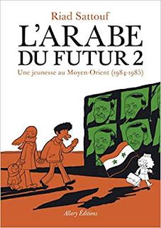 avis L'arabe du futur Tome 2 Riad Sattouf