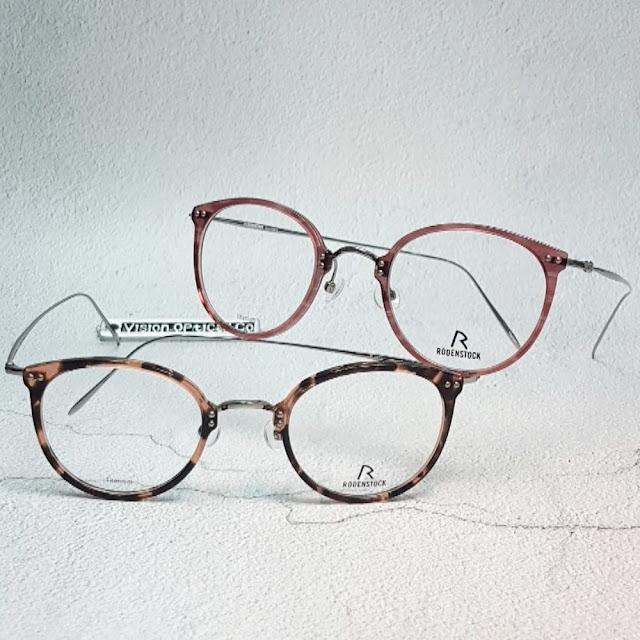 Rodenstock R7079 羅敦司德文青款眼鏡