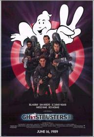 Los Cazafantasmas 2 – DVDRIP LATINO