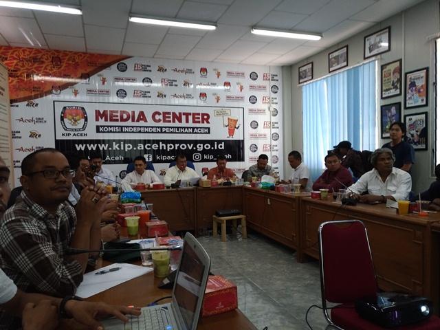 Syarat Adminitrasi Calon Gubernur Aceh Banyak Belum Lengkap, Ini Daftarnya ....