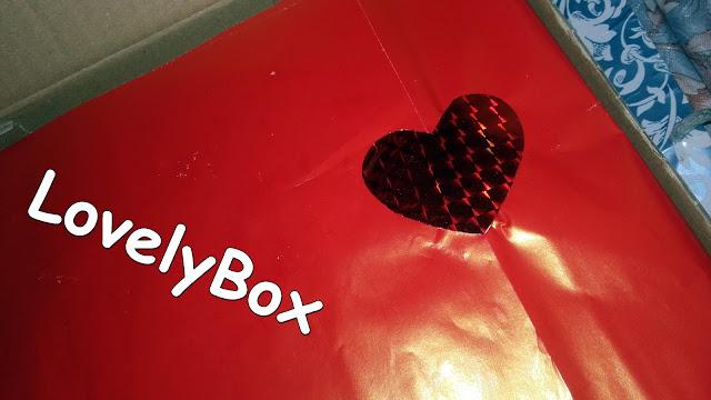 Mój LovelyBox, Luty 2016