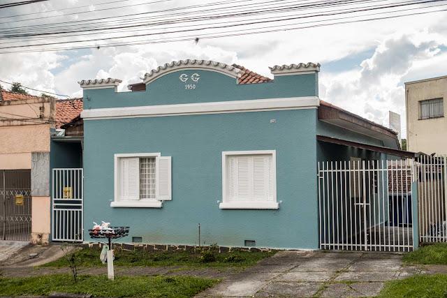 Casa construída em 1950