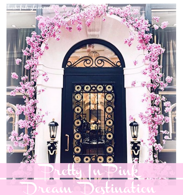 Pretty In Pink Dream Destination London