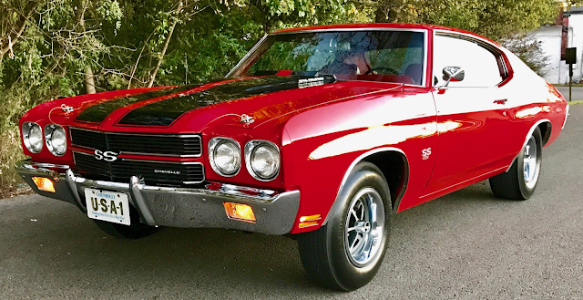 SuperCarWorld: The Ultimate Muscle Car – 1970 LS6 Chevelle