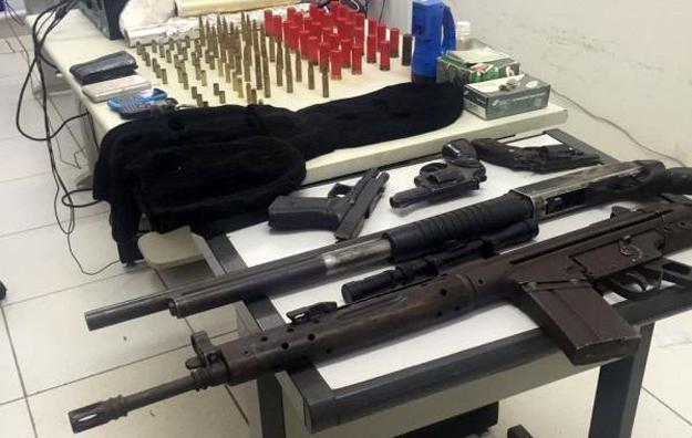Assaltantes do caixa em Sítio do Mato são mortos em confronto com a Polícia