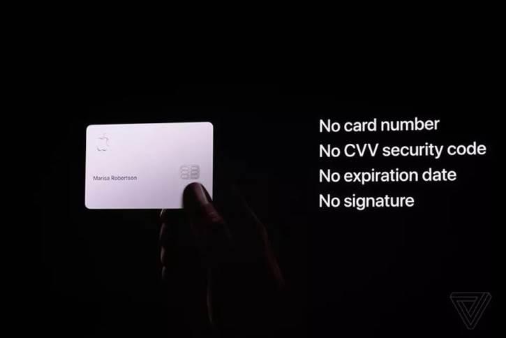 Peluncuran Apple Card