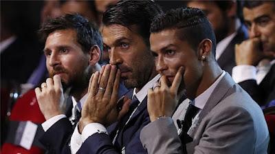 صراع ميسى وكريستيانو, جائزة افضل لاعب فى العالم, البرعوث, جوهرة ليفربول, مدافع يوفنتوس, الدون,