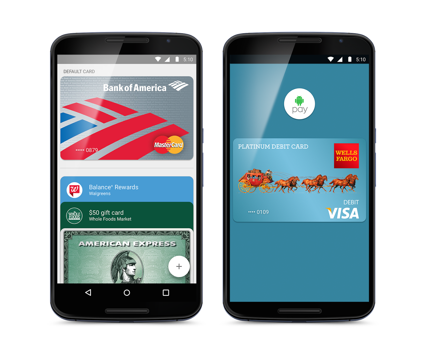 Android Pay Is Now Here