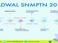 Jadwal dan Tata Cara Pendaftaran SNMPTN 2016