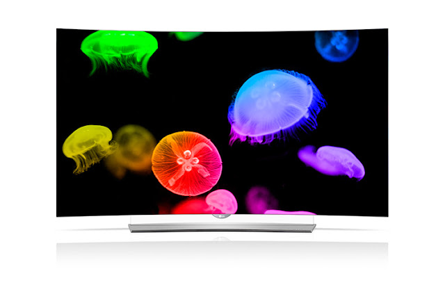 LG 4K OLED TV UHD Smart 3D TV with webOS
